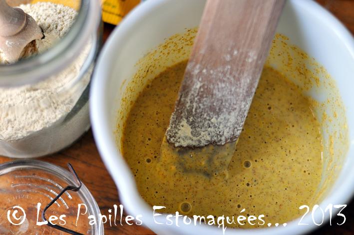 Crepes farine de quenouille 04