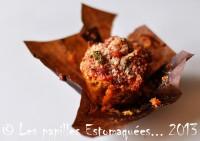 Muffins betterave orange noisette 05