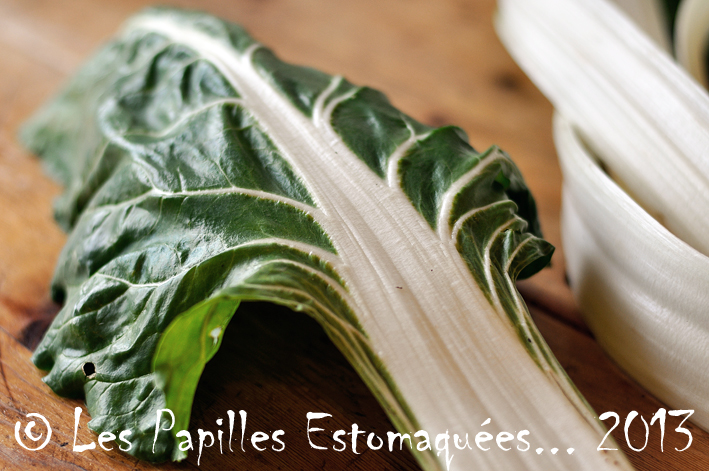 Bettes blettes poir es que faire avec les papilles - Comment cuisiner des choux de bruxelles en boite ...