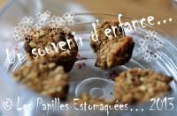 Petit jeu autour d'une recette d'enfance… carrés aux pommes!