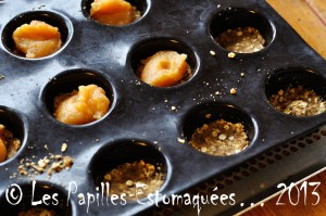 Crumble pommes 04