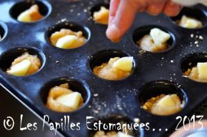 Crumble pommes 08