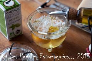 Oeuf cocotte parmesan basilic 05