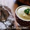 Soupe panais noix macadamia