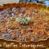 Quiche betterave ail des ours roquefort noisette 03
