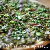 Pizza fanes fenouil pois feves brebis 04