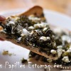 Pizza chevre roquette brocoli 02