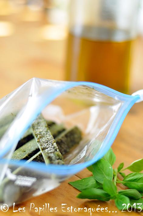 Basilic huile olive congele 01