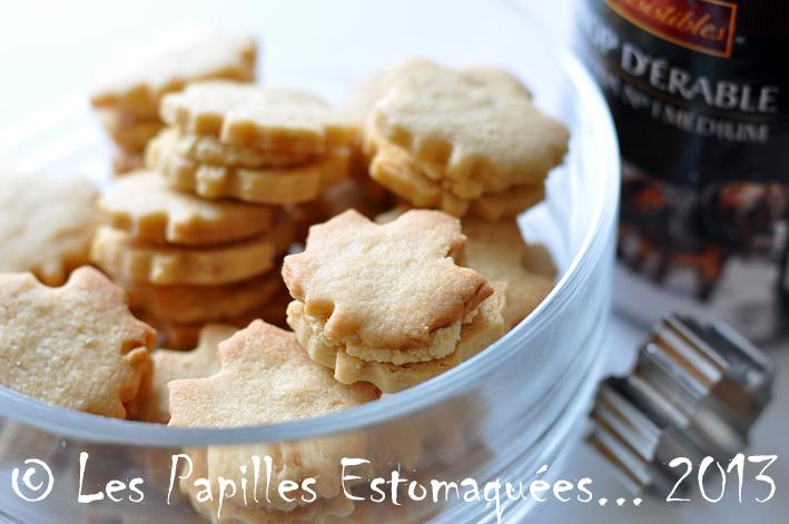 Biscuits erable 01
