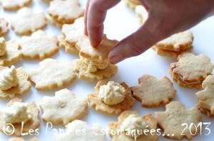 Biscuits erable 03