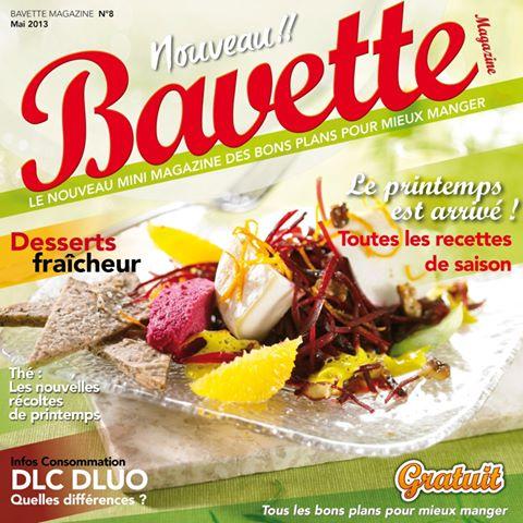 Bavette magasine 8 2013