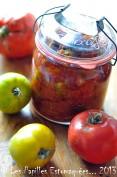 confit tomates