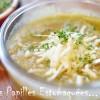 Soupe poireau courge spaghetti 01