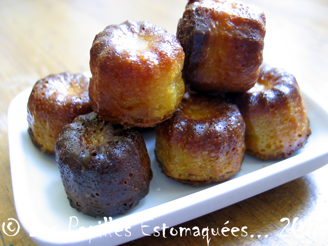 Canneles bordelais 01