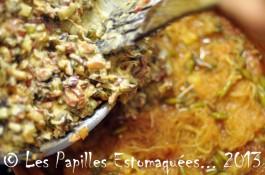 Gratin courge spaghetti tomate bette quinoa marjolaine 04