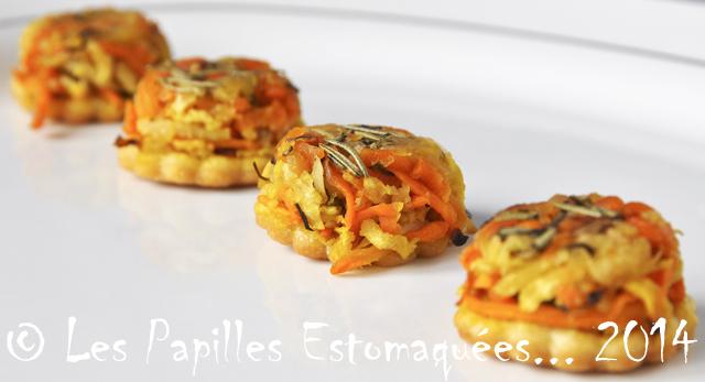 Mini tatins legumes racine 01