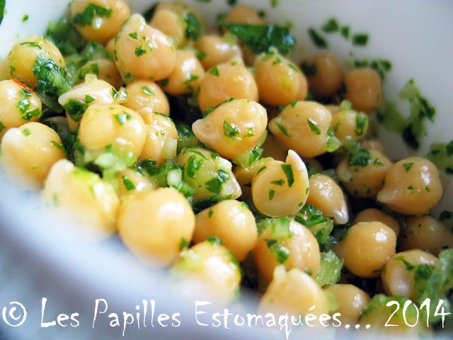 Salatet hummus salade de pois chiches 01