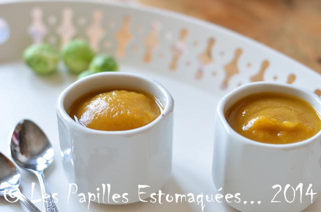Soupe patate douce choux bruxelles 01