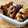 Financiers cassis