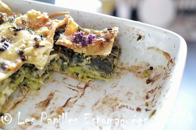 Lasagne vegetarienne 12