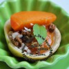 tartelettes-abricot-crumble-avoine-amandes-noisettes-basili