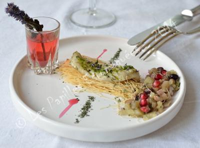 Concours les champagnes de vignerons c viche de dorade for Agastache cuisine