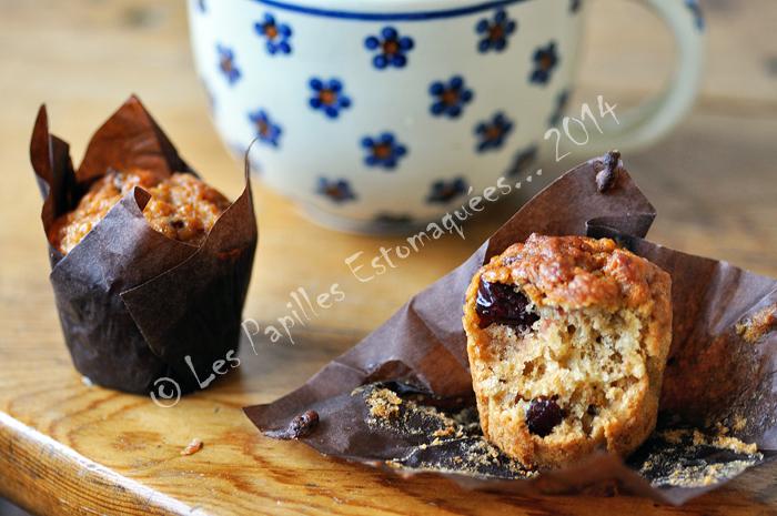 Muffins pommes canneberges raisin quebec 02