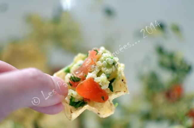 Salade quinoa avocat 01