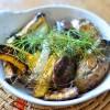 Texas indian celeri pommes de terre fenouil roti gesiers canard confit 01