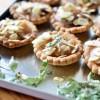 Tartelettes compote pommes amandes verveine 01