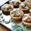 Tartelettes compote pommes amandes verveine 02