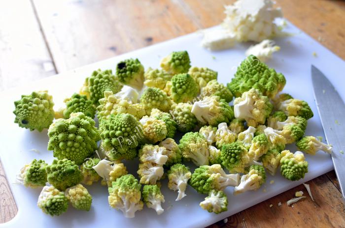 Comment cuisiner le chou romanesco 28 images comment - Cuisiner du chou blanc ...