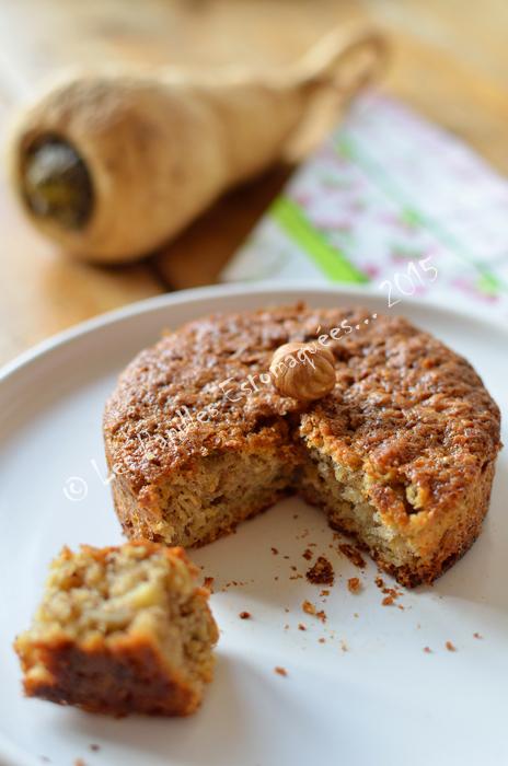 Cake panais citron noisette 4 epices 01