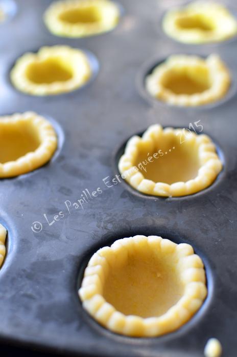 Tartelettes aux pommes en forme de rose 05