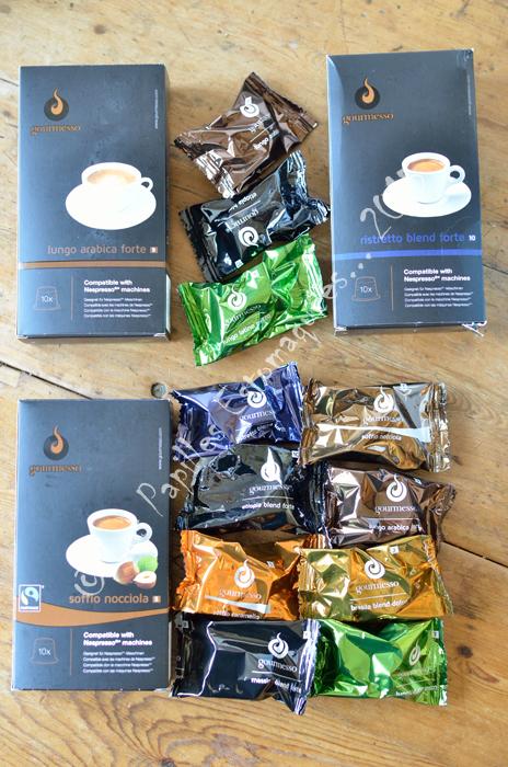Gourmesso echantillons cafe 02