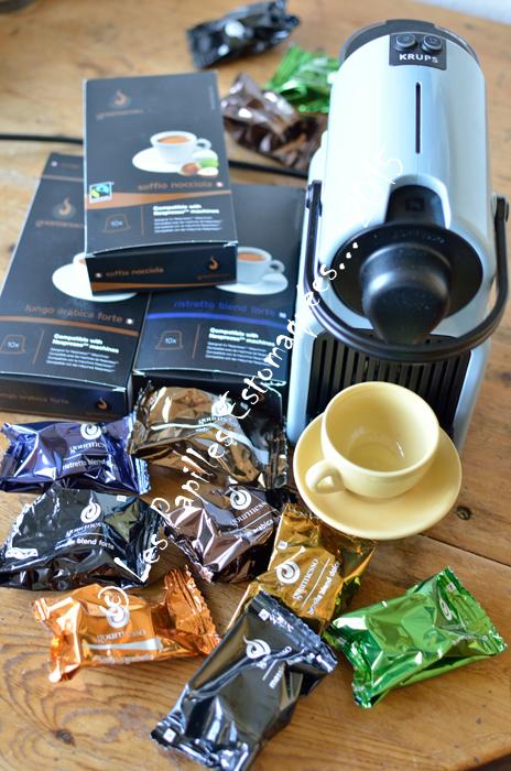 Gourmesso echantillons cafe 04