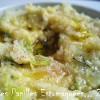 Puree pomme de terre chou