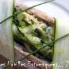 sandwich oeuf courgette