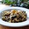Poelee pommes de terre kale noix de cajou